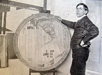 Valdemar Andersen (artist) - Image: Valdemar andersen Illustreret Tidende no 35 30 maj 1909