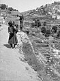 Valleys of Jehoshaphat and Hinnom. Siloam, general view. Approximately 1900 to 1920. matpc.00935.right.jpg