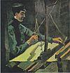 Van Gogh - Weber am Webstuhl - (Profil nach rechts)1.jpeg