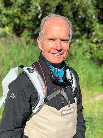 Vance Martin - Vance Martin in Katmai National Park (August, 2018)