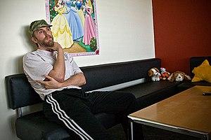 Varg Vikernes - Vikernes serving his last year in prison, 2009