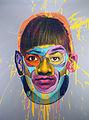 Various & Gould, Face Time - Canvas 04, 2015.jpg