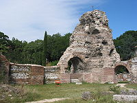 Remains of ancient Roman Odessus