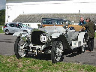 Vauxhall A-Type car model