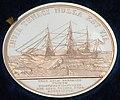 Vegas genomsegling av Nordostpassagen 1879, medaljong MM 23046.jpg