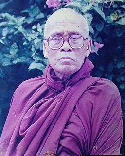 Rajguru Aggavamsa Mahathera Bangladeshi monk