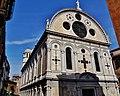 Venezia Chiesa di Santa Maria dei Miracoli Fassade 3.jpg