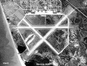 Venice Army Air Field - Venice Army Airfield - 1948