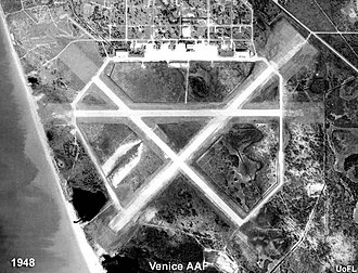 Venice Army Air Field - Venice Army Airfield - 1948