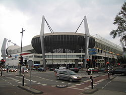 Ventilating corner seats of Philips Stadion.JPG