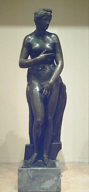 Bartolomeo Ammannati - Image: Venus by Baccio Bandinelli (Prado, E 171) 01