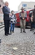Verlegung Stolperstein Historisches Rathaus Köln-5948.jpg