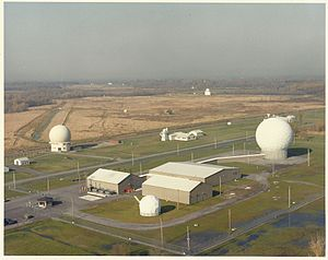1st Space Surveillance Squadron - Verona Test Annex, New York