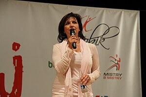 Veronika Freimanová - Veronika Freimanová in 2011