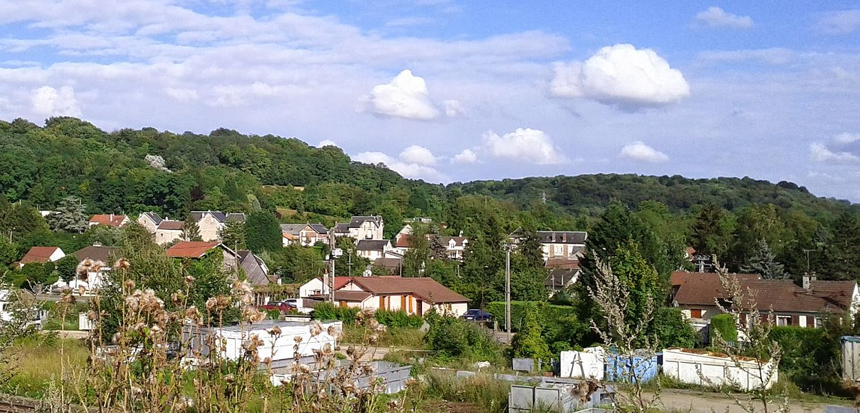 Vers Soissons