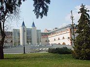 Veszprem-County-Library-Hungary
