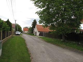 Vižina Municipality and village in Central Bohemian Region, Czech Republic