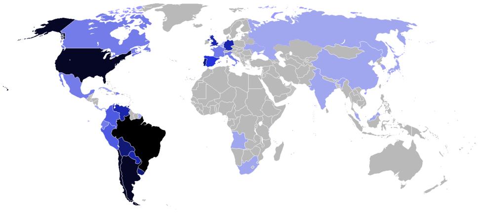 Viagens presidenciais de Fernando Henrique Cardoso