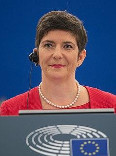 Klára Dobrev Hungarian politician and Vice President of the European Parliament