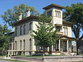 Victor Pepin House in Mansion Row.jpg