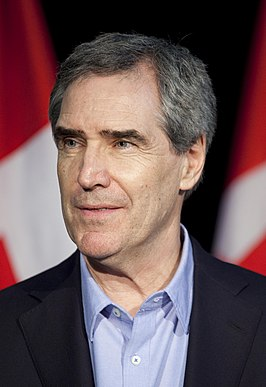 Ignatieff in 2011