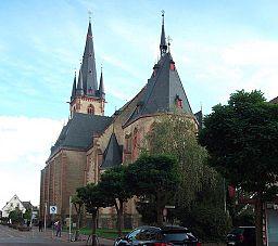 Katholische Kirche in Viernheim