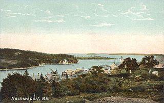 Machiasport, Maine Town in Maine, United States