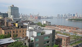 View of Manhattan and Brooklyn Bridges from Williamsburg Bridge.jpg
