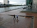 View of Salford Quays from the War Museum - geograph.org.uk - 1111205.jpg