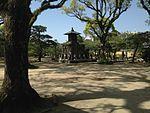 View of stupa in Sofukuji Temple.JPG