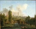 View of the Park of Méréville (Hubert Robert) - Nationalmuseum - 19849.tif