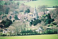 View over Iwerne Minster - geograph.org.uk - 513849.jpg