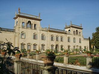 Sesto Fiorentino - Villa Guicciardini Corsi Salviati in Sesto Fiorentino.