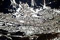 Ville de CHAMONIX vue de l'aiguille du midi 3840 metres (8251853631).jpg