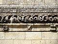 Villeneuve-sur-Verberie (60), église de Noël-Saint-Martin, chœur, corniche du chevet.jpg
