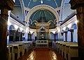 Vilnius Choraline Sinagoga Innen Langhaus 1.jpg