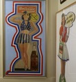 Vintage Dr Pepper posters at the Dublin Bottling Works and W.P. Kloster Museum in Dublin, Texas LCCN2015630781.tif