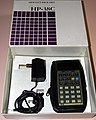 Vintage Hewlett-Packard Model HP-38C Electronic Programmable Pocket Calculator, Red LED Display, Sealed Battery Pack, Made In USA, Circa 1979 (14548750048).jpg