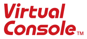 Virtual Console - The Nintendo 3DS Virtual Console logo