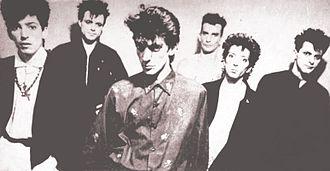Virus (Argentine band) - Image: Virus en 1985