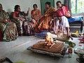 Vishnu Yajna At Home With Devotees - Howrah 20170708135838.jpg