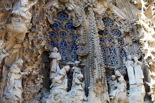 Visita a la Sagrada Familia en Barcelona (13978604131)