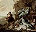 Visstilleven met strandgezicht Centraal Museum 10754.jpg