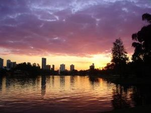 Londrina - Londrina in the afternoon