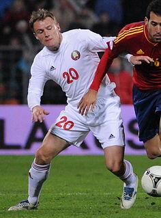 Vitali Rodionov Belarussian footballer