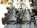 Vitré (35) Église Notre-Dame Façade sud 3ème contrefort 02.JPG