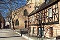 Voisinage de l'église Saint-Matthieu de Colmar.jpg