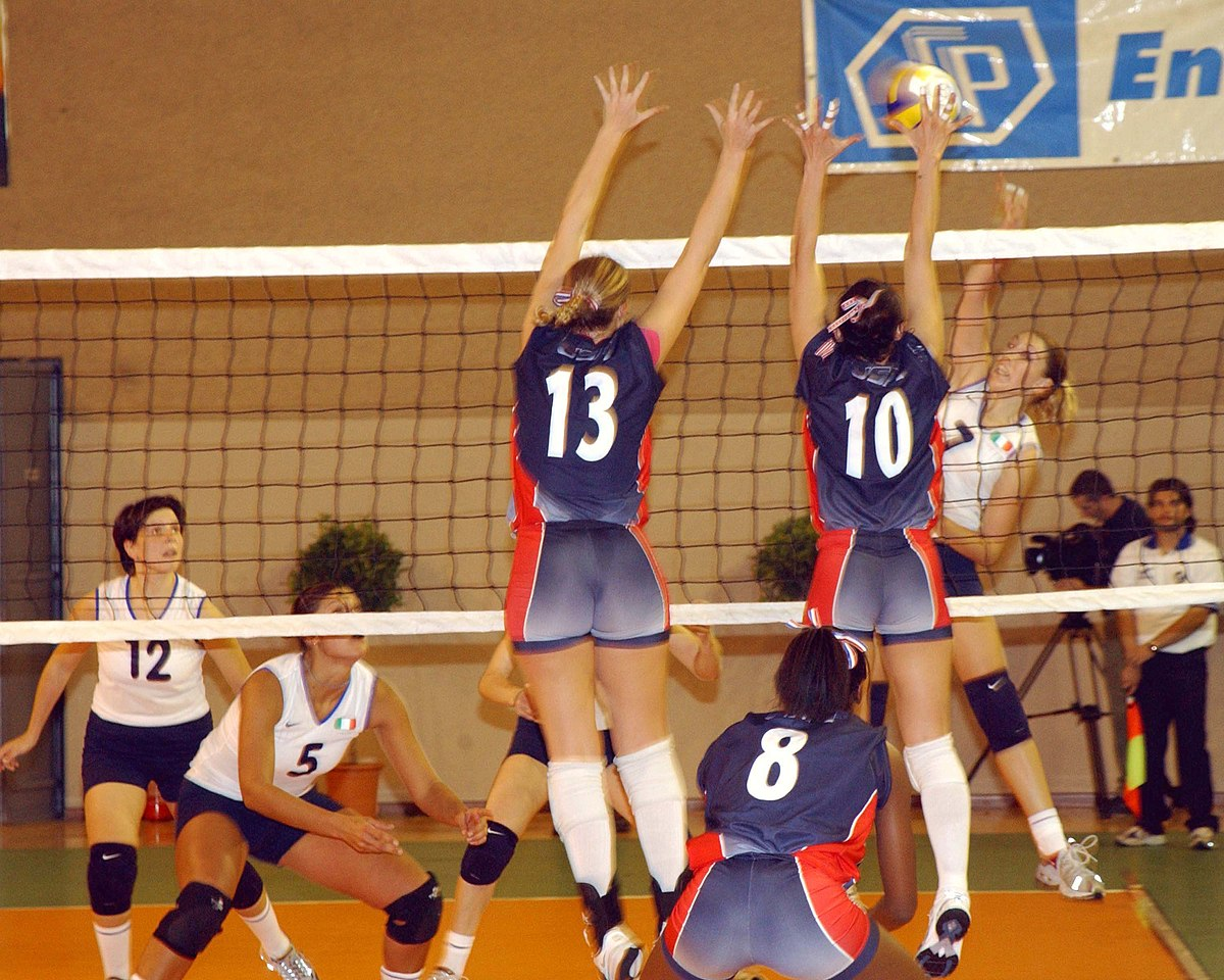 volleyball wikipedia
