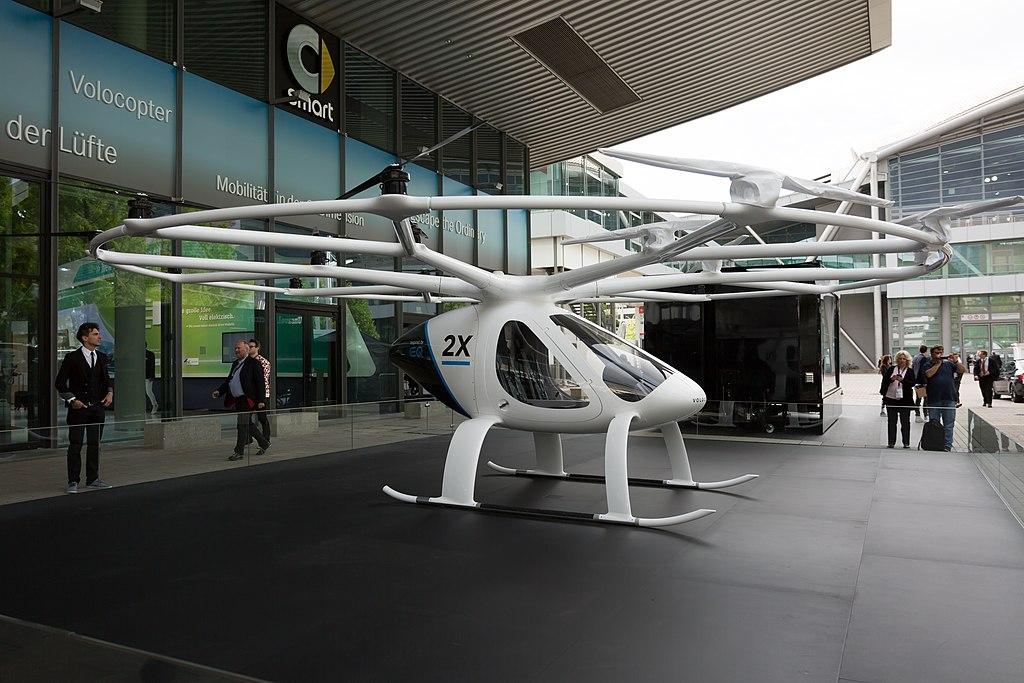Volocopter,IAA 2017, Frankfurt (1Y7A1911)