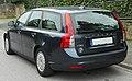 Volvo V50 1.6 D DRIVe Facelift rear 20100815.jpg